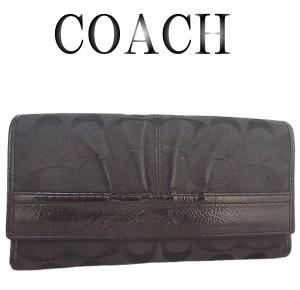 d2bca187d6fe coach コーチ 長財布 シグネチャー リボンの通販|Wowma!