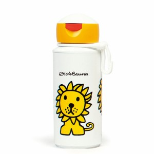 大人気 北欧ブランド ロスティ メパル ドリンキングボトルポップアップ ブルーナ ライオン 水筒 子供用 / 動物柄 / キッズ