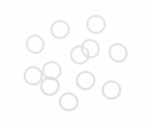 """""""ダーツ雑貨 DMC ディーエムシー batras バトラス 交換パーツ シリコンOリング"""""""