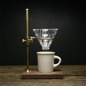おしゃれ コーヒースタンド コーヒーレジストリー クラークポーオーバースタンド / コーヒードリッパー