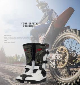 大人気 バイク靴 レーシングブーツ バイクブーツ 自動車 オートバイ用ツーリングシューズ バイク用品 防寒防水機能 シューズ ブーツ 靴