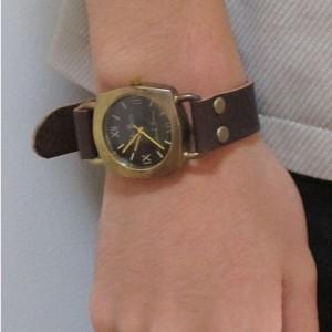 ペアウォッチ セット 時計 刻印無料 セイコー製クォーツムーブメント革 レザー tetrabacca
