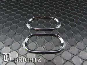 BRIGHTZ キューブキュービック Z11 前期 メッキサイドマーカーリング Aタイプ【SID-RIN-038】