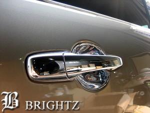 BRIGHTZ 選択可能 ラフェスタ CW ハイウェイスター ハイウェースター CWEFWN CWEAWN クロームメッキドアハンドルカバーノブNZD-464-