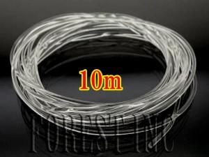 モビロンゴム 糸 (クリア)A  1個(約10m)〔G3-22-〕