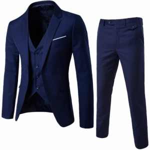 e1dfce4e61b23 フォーマルスーツ メンズ スーツ パンツ ベスト 3点セット ビジネス ドレス 上下セット 礼服 結婚式