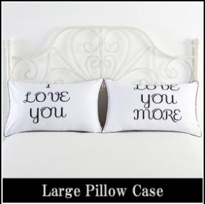 枕カバー 枕ケース まくらカバー モノトーン 白黒 モノクロ 寝室 ベッド用品  北欧 大型ピローケース 2枚セット pillow-0024