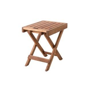 AZUMAYA フォールディングテーブル(小) 送料無料 アウトドア