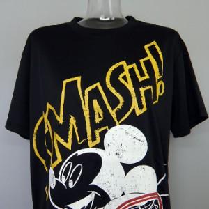 ディズニー【Disney】/吸水速乾メッシュTシャツ<テニス>