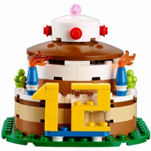 レゴ(LEGO) 40153 Birthday Decoration Cake Set