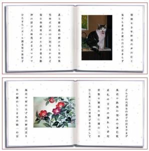 作りためた俳句や詩を本にしませんか?オリジナリティーあふれる記念の一冊が簡単に作れます。 ◆句集・詩集ブック お仕立て9冊券