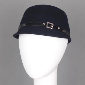 [MA8510349]ジョッキー帽 フェルトハット 帽子 3色展開