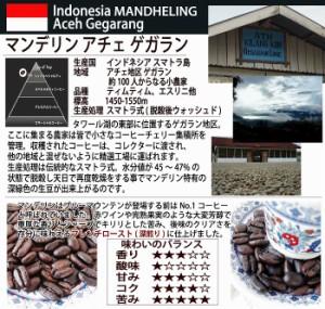 送料無料【おひとり様一回限り】お試しハイクラスレギュラーコーヒー豆100g×5銘柄飲み比べセット