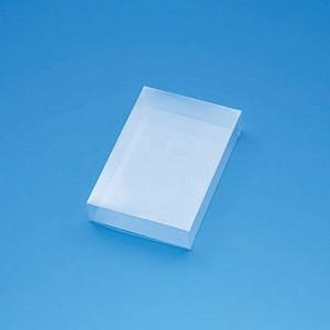【メーカー取寄せ商品】HEIKO ヘイコー 箱 クリスタルボックス スタンダードタイプ Cシリーズ NC-3 10個入 KR-BOX-14【箱/透明】