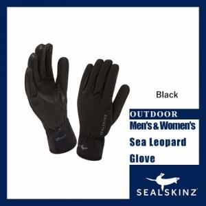 SEALSKINZ シールスキンズ 男性用防水グローブ Mens Sea Leopard Glove 1211404