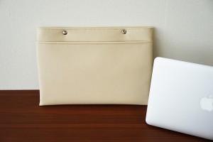 上質な日本製 パソコンケース「match」【おしゃれ macbook air 11 12 13 ケース カバー macbook pro 13 パソコンケース ノートパソコン