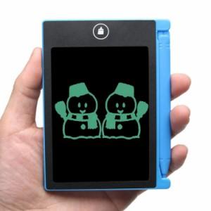 ポケット電子メモ帳 便利電子パッド 4.4インチコンパクト ふと思いついた時にメモ記録 エコーメモパッド MEMOPAD HS440