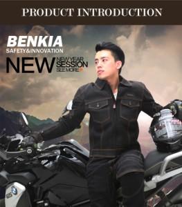 BENKIA メンズ春夏秋バイク デニムジャケット レーシング服 プロテクター装備  バイクウェア 耐磨 防風通気  メッシュ 商標5838742