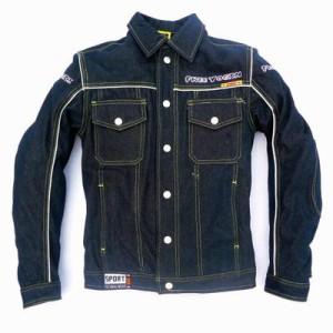 春夏物 バイク服 メッシュ デニムジャケット メンズ通気 プロテクター装備 ライダースジャケット バイクウェア 折り襟、スタントカラー