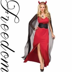 f6ad3fd197eb2 激安セール ハロウィン 魔女 デビル 魔法使い コスプレ 衣装☆角カチューシャ付き!大人気の魔女