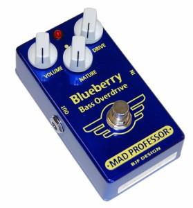 MAD PROFESSOR/Blueberry Bass Overdrive 【マッドプロフェッサー】