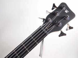 Warwick/Rock Bass Corvette $$ 5 Natural Transparent Satin【ワーウィック】【Warwick特価】