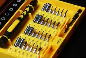 BST8921DRV 38PCS-in-1精密ドライバーセット トルクスドライバーT2〜T15 Y字 星型ドライバー 特殊工具、精密工具、修復ツールキット