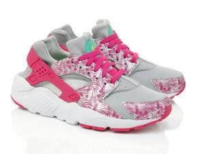 ナイキ ハラチ ラン プリント トレイナー nike huarache run print (GS) trainers sneakers shoes 704946-001