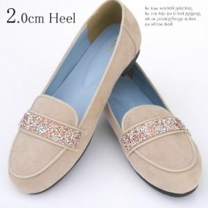 DIANA(ダイアナ)のビジュー ローファー レディースの靴/シューズ(ローファー/革靴