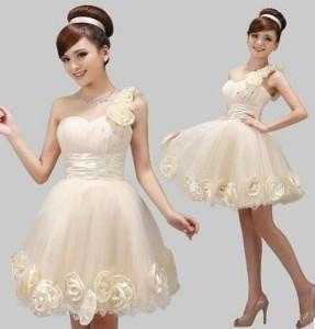 a308efa65a6ab パーティードレス ウェディングドレス 二次会 ミニ ウエディングドレス ミニドレス 白 ブニングドレス 二次会ドレス 結婚式