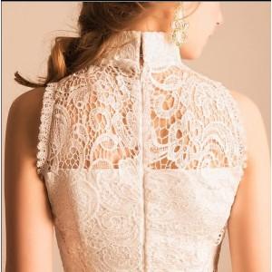 ウエディングドレス パーティードレス 二次会 結婚式 披露宴 司会者 舞台衣装 花嫁 写真撮影 レース マーメイドライン