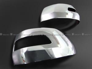 BRIGHTZ ステップワゴンスパーダ RK5 RK6 メッキドアミラーカバー Bタイプ MIR−SID−083