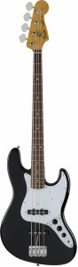 Fender Made In Japan Traditional 60s Jazz Bass Black【フェンダージャズベース】