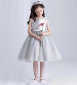 aecb177bf5d14  1万円以上送料無料 110-160CM 子供ドレス キッズドレス ワンピース