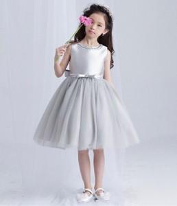 7f283d311d068  1万円以上送料無料 110-160CM 子供ドレス キッズドレス ワンピース バラ フォーマル 女の子 ジュニア ピアノ発表会 七五三