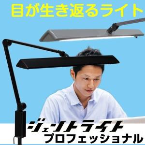 【デスクスタンド】 ジェントライト【プロフェッショナル】 デスクライト スタンドライト デスク 太陽光 高演色 卓上スタンド