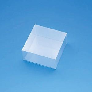 【メーカー取寄せ商品】HEIKO ヘイコー 箱 クリスタルボックス スタンダードタイプ Cシリーズ NC-9B 10個入 KR-BOX-17【透明】