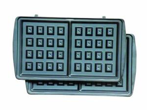 【おあがりよ!】 マルチサンドメーカー 着脱タイプ 5枚組プレート付属 GD-SM5