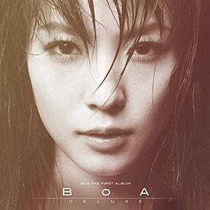 """""""韓国音楽 BoA(ボア) - USA 1集リパッケージアルバム「BoA DELUXE」"""""""
