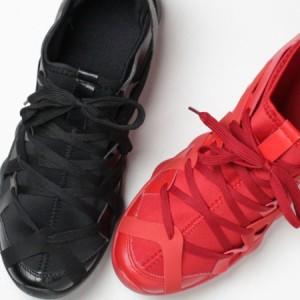 スニーカー メンズ ハイテクスニーカー スニーカー ランニングシューズ レースアップ 靴 カジュアル ブラック レッド 黒 赤 OPS067-1