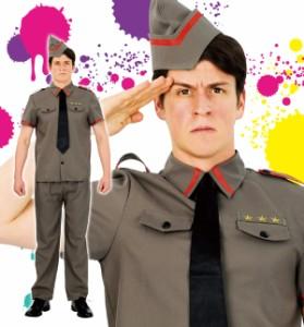 ハロウィン コスプレ 衣装 メンズ 男性 アーミー ポリス 軍隊 制服 アメリカン 仮装 コスチューム アーミー ARMY Men's
