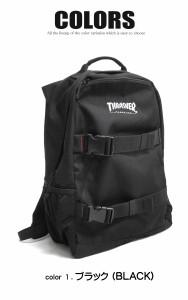 THRASHER MAGAZINE スラッシャー ボードバックパック スラッシャー リュック THRASHER-THRCD501