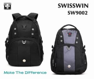 【送料無料】SWISSWIN 多機能 バックパック 人気 リュックサック★軽量 男女兼用★ 大容量 登山バッグ ビジネスリュック