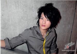"""""""🍀  Hey!Say!JUMP ・・【公式写真】・・岡本圭人  ☆・・ hoa 4   ◇ ジャニーズ公式グッズ ◇ """""""