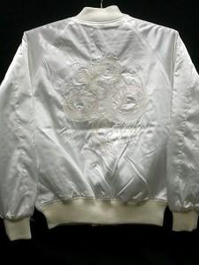 スカジャン 日本製本格刺繍のスカジャン2L 白龍