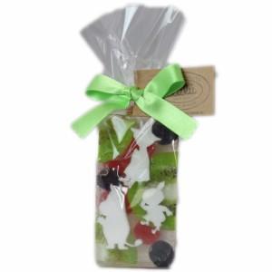 【プレゼント】キュートなムーミンとコラボ! リィリィ ムーミン シルエット石鹸  コスメ  ギフト ミイ リトルミイ ミー