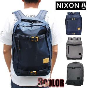 【送料無料】リュック NIXON ニクソン デルマー バックパック  C2463 メンズ レディース ユニセックス 通学 部活  大容量リュック