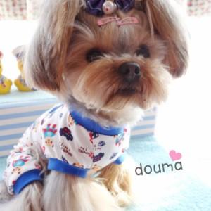 ◆9/23再入荷◆【Ziimo&Co.】送料無料 傷なめ防止 ロンパース 部屋着 つなぎ 抜け毛対策 通年 犬服 ドッグウェア