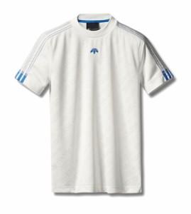 """adidas Originals x ALEXANDER WANG AW FOOTBALL JERSEY/ アディダスオリジナルス アレキサンダーワン Tシャツ ■サイズS"""