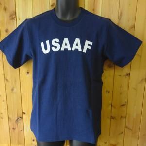 ヒューストン 半袖Tシャツ USAAF ヘビー天竺 HOUSTON HEAVY S/S TEE/ネコポス・レターパック発送可能!
